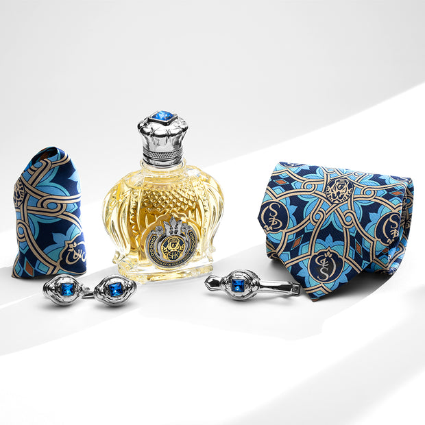 International Gift Set: Opulent No.77 for Men
