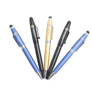 1 Color Frosted metal ballpoint pen