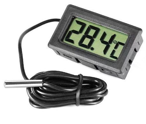 Thermometer Hygrometer LCD Digital Probe