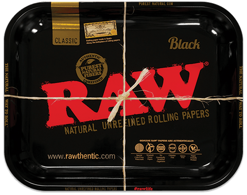 RAW Black Tray
