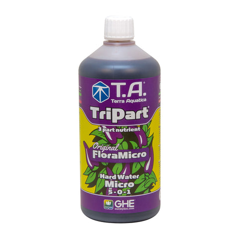 T.A(GHE) TriPart Micro (HardWater)
