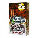 Double Platinum Blunt Wraps