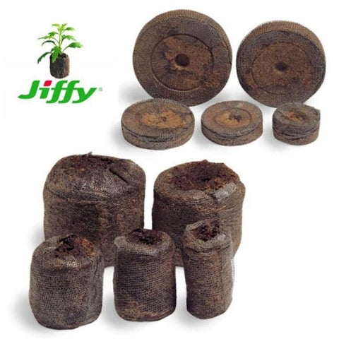 JIFFY PLUGS (VARIOUS SIZES)