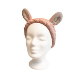 RABBIT HAIRBAND BEIGE