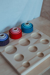 Modplay Small Nesting Puzzle