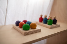 Load image into Gallery viewer, *READY TO SHIP* Modplay Wooden Ball Holder