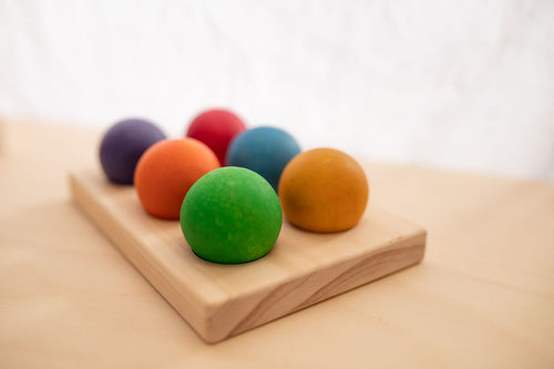 Modplay Wooden Ball Holder