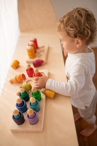 Modplay Large Wooden Mates Holder