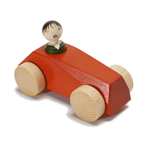 Weizenkorn Wooden Car Single Passenger