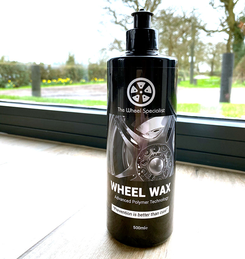 The Wheel Specialist Wheel Wax (500ml)