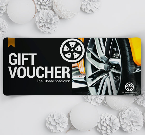 The Wheel Specialist Digital Gift Card / e-voucher