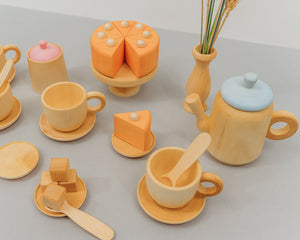 Tea Party & Cake Set