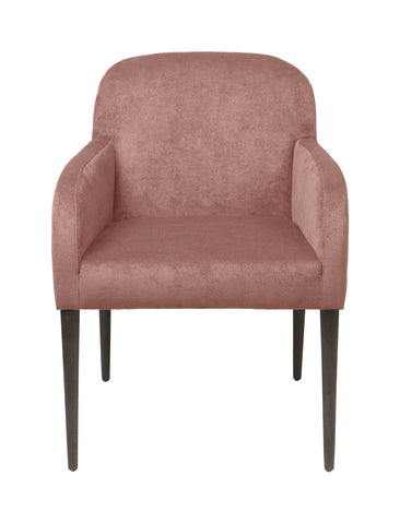 Chair Gotland Dining Chair Velvet - OLD ROSE