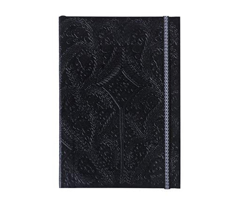 Christian Lacroix  A6 Paseo Embossed Notebook - Farve: Black