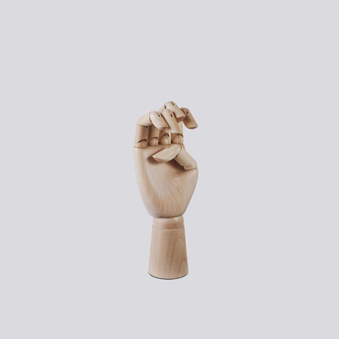 Wooden hand fra HAY, size M