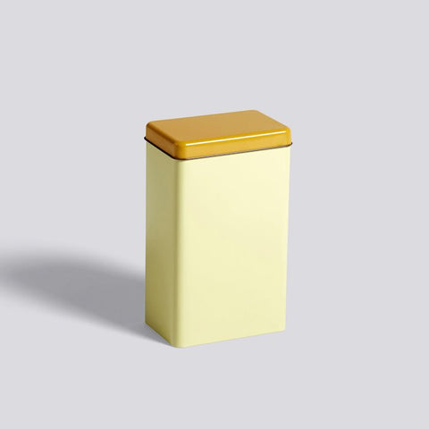 TIN BY SOWDEN, YELLOW
