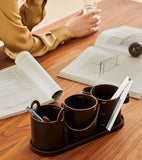 Buckets desk organiser - Design Mia Lagerman
