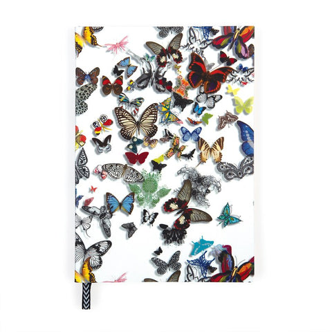 Christian Lacroix A5 notesbog - Heritage Collection - Butterfly