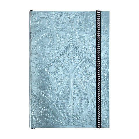 Christian Lacroix notesbog A5 - Farve: Moon Silver