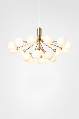 APIALES 18 BRUSHED BRASS | NUURA