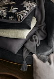 Cozy Living Pude - Design: Velvet Soft - Small Farve: Raisin