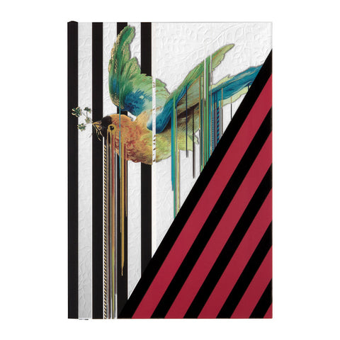 Christian Lacroix A5 Idylle en vol notebook