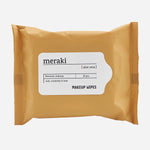 Meraki Makeup removing wipes, Aloe vera