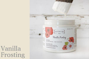 Country Chic - Vanilla Frosting