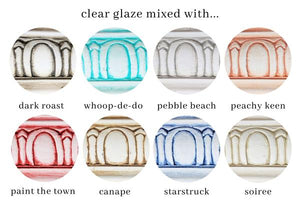 Country Chic Clear Glaze