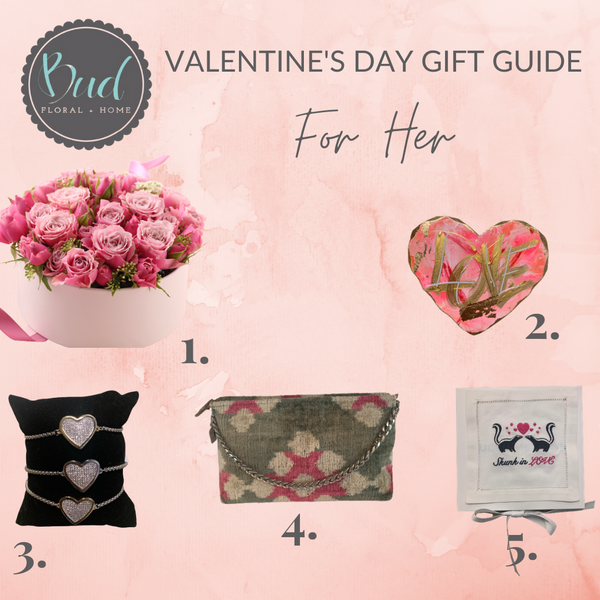 Our Valentine's Day Gift Guides Are Here!