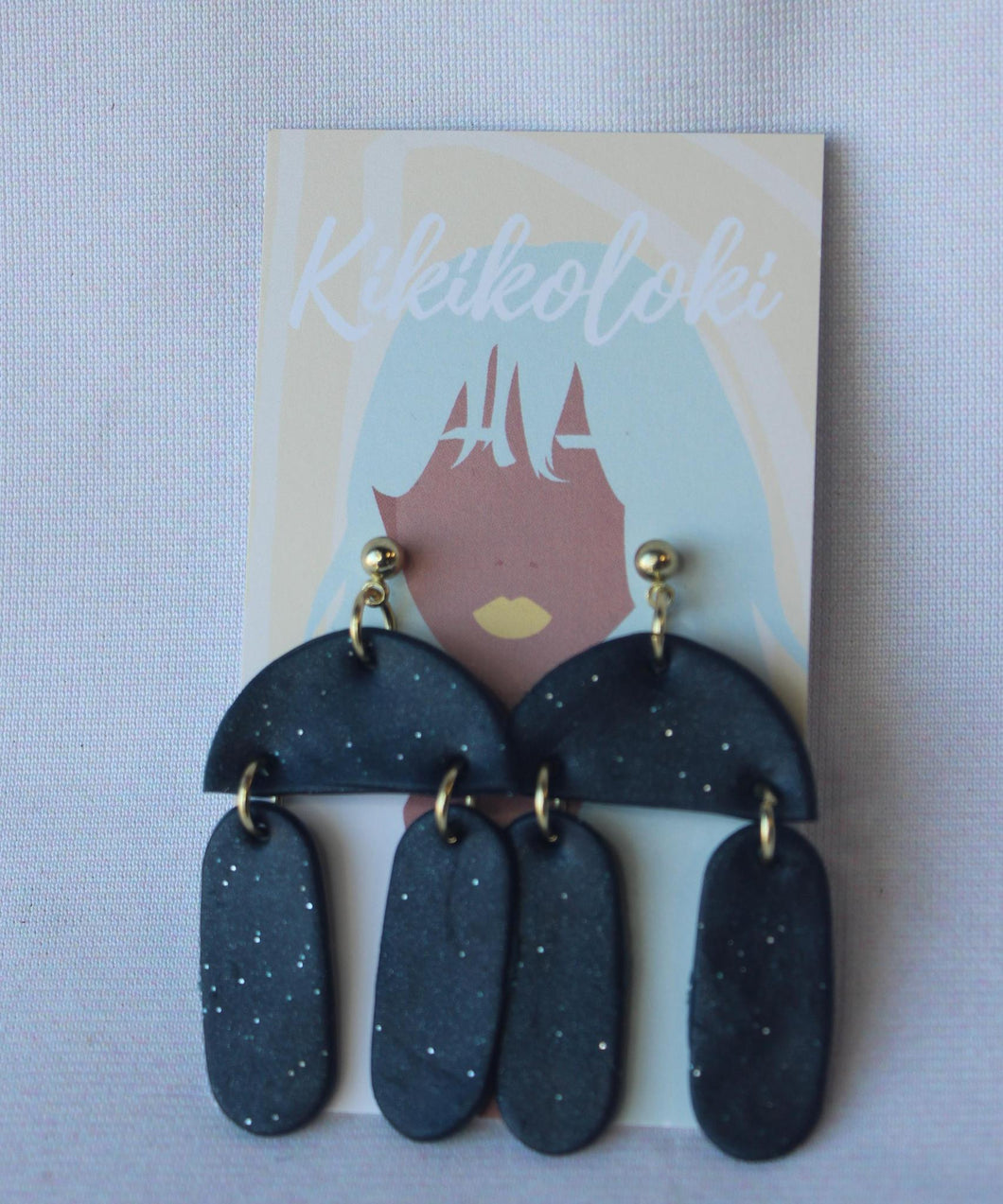 Clay Statement Earrings