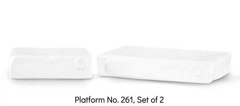 Montes Doggett - Set of 2 Platforms