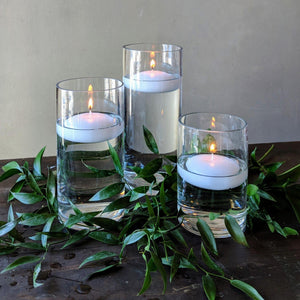 Candle Table Arrangements
