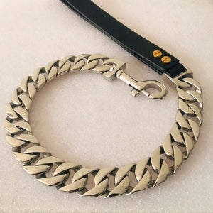 Stainless Steel Dog Leash