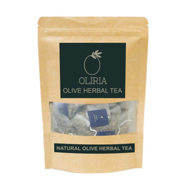 OLIRIA™ Natural Olive Green Tea Loose Packing 100g
