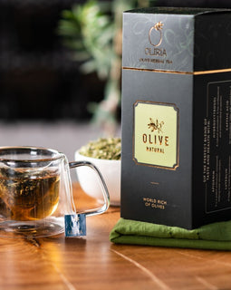 Natural Olive Herbal Tea - 20 Tea Bags
