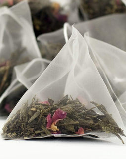 Rose Olive Leaf Herbal Tea - 20 Tea Bags