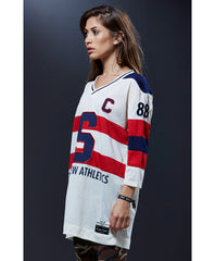 Sweat Crew Hockey Jersey