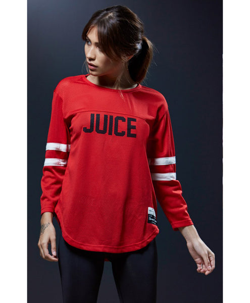 Sweat Crew Juice Football Jersey