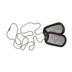 Sweat Military Dog Tags