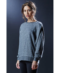 Sweat Crew French Terry Sweatshirt Grey