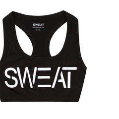 Sweat Sports Bra