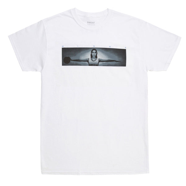 Wings T-Shirt White