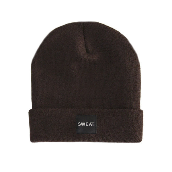 Sweat Classic Beanie Brown