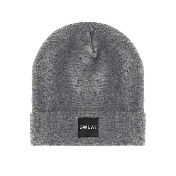 Sweat Classic Beanie Heather Grey