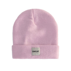 Sweat Classic Beanie Light Pink