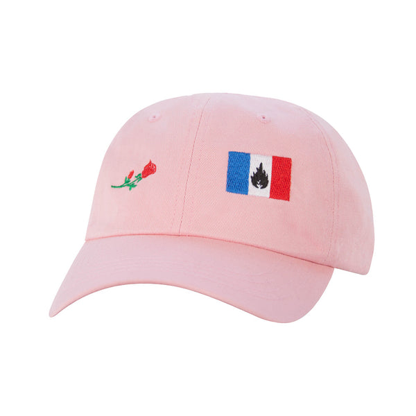 France Flame Souvenir Cap