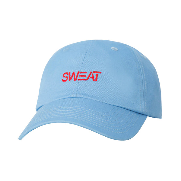 Sweat 6 Panel Hat Blue