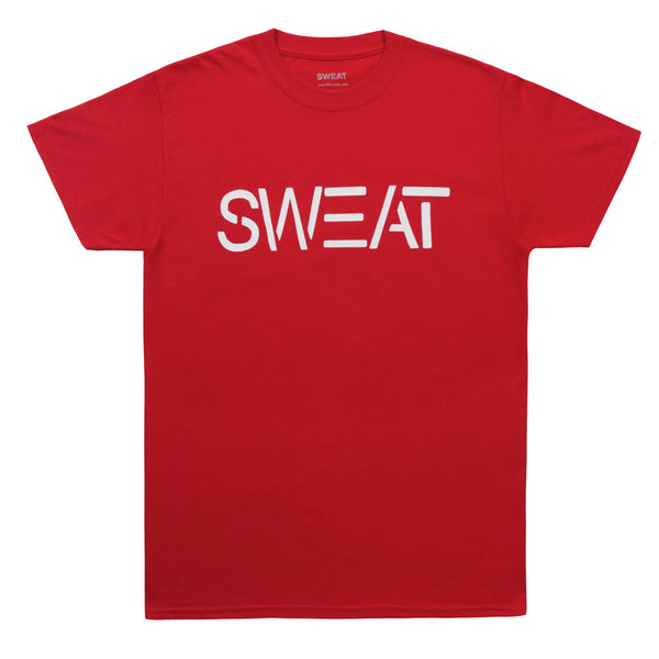 Sweat T-shirt Red