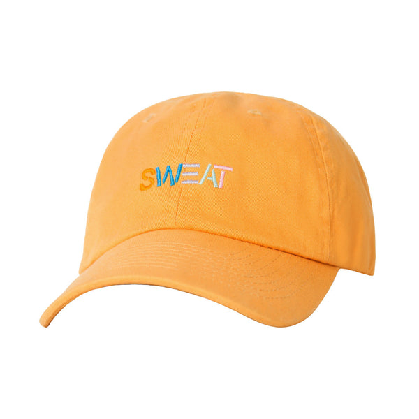 Sweat 6 Panel Hat Yellow